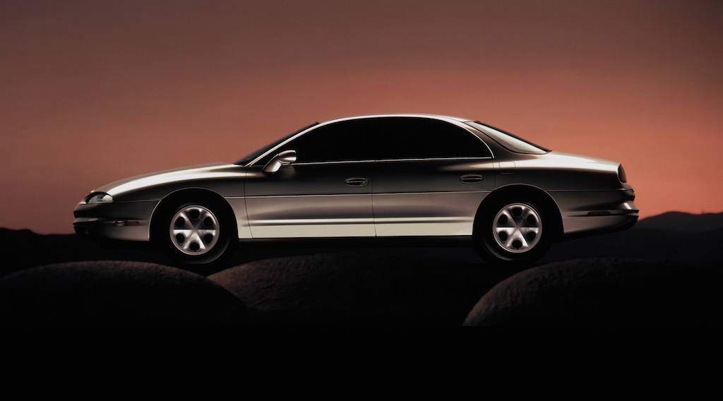 1995 Oldsmobile Aurora | General Motors