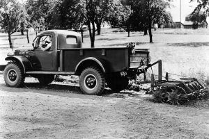 The Dodge Power Wagon Proves That First Is Best