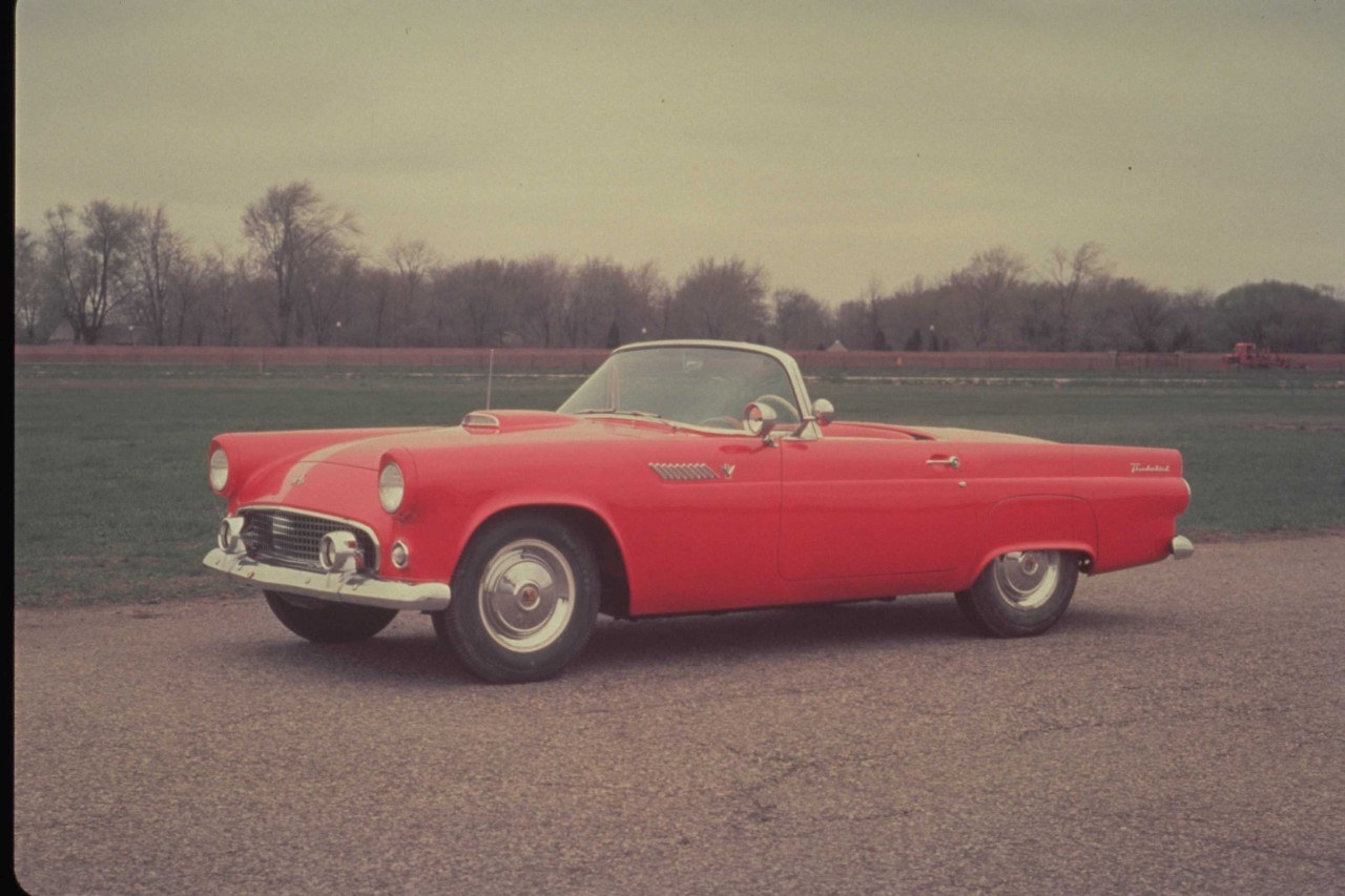 Why the Ford Thunderbird Is One of the Most Important Cars ...