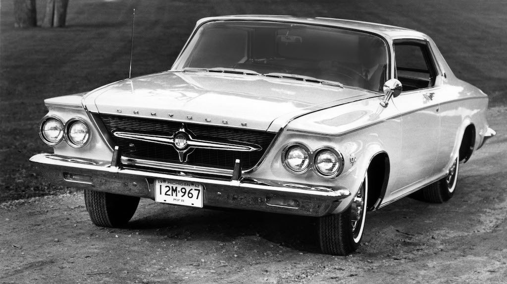 10 Chrysler-Mopar Cars That Have Been Forgotten