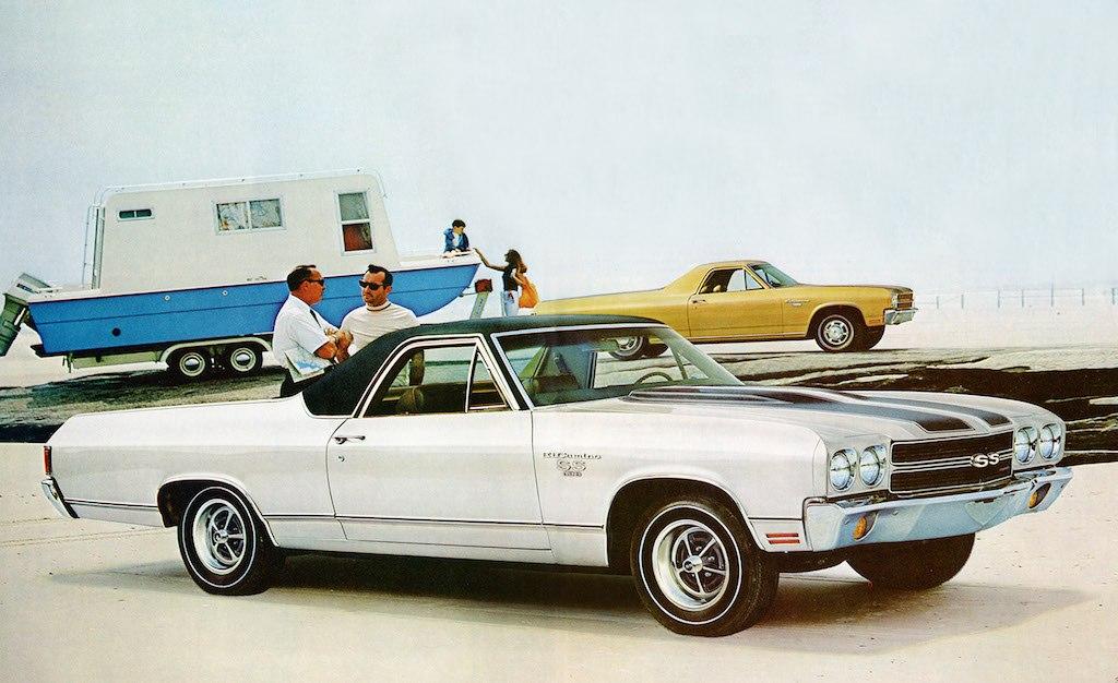 1970 Chevrolet El Camino SS   Chevrolet