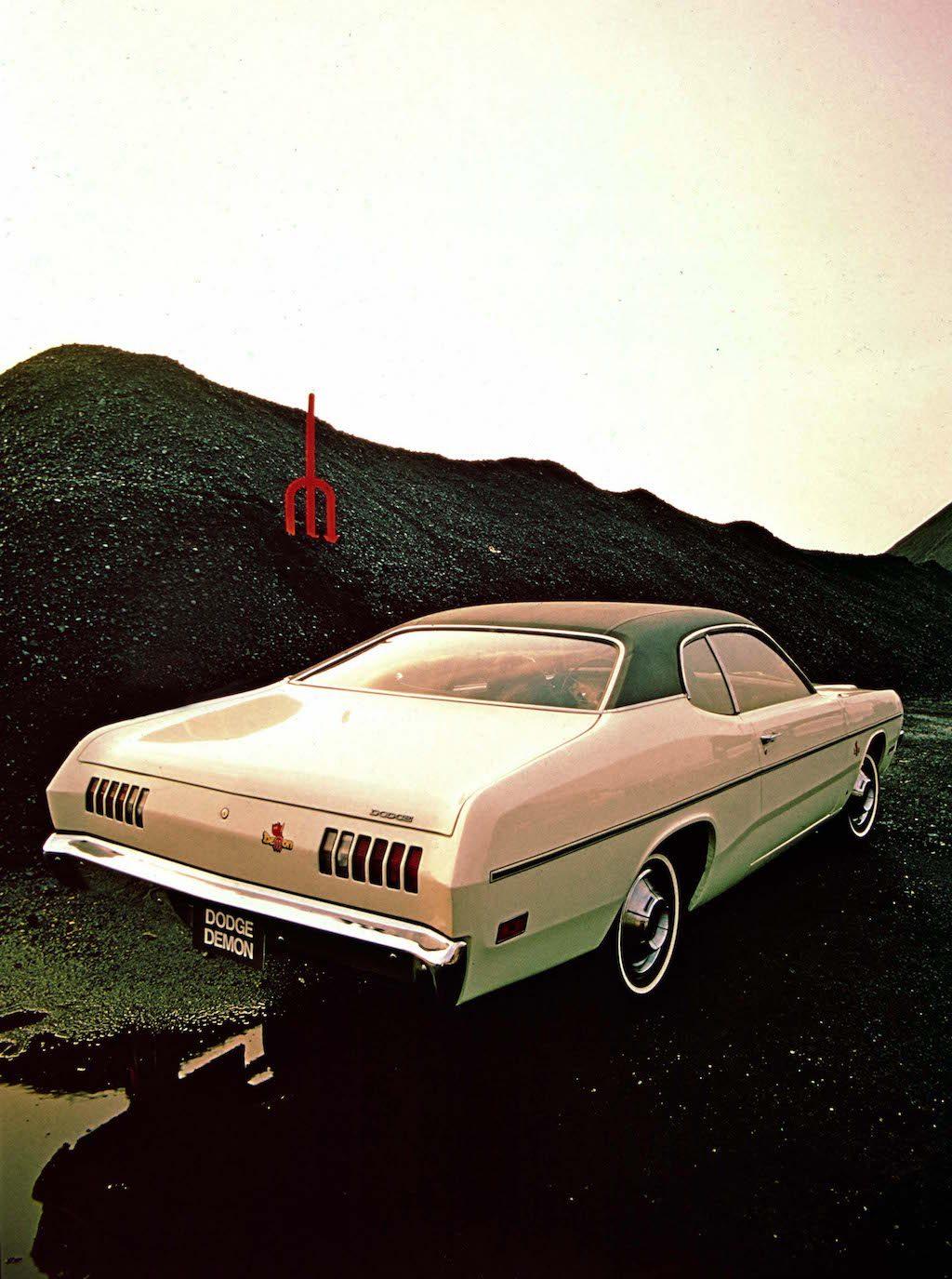 1971 Dodge Demon   Fiat Chrysler Automobiles