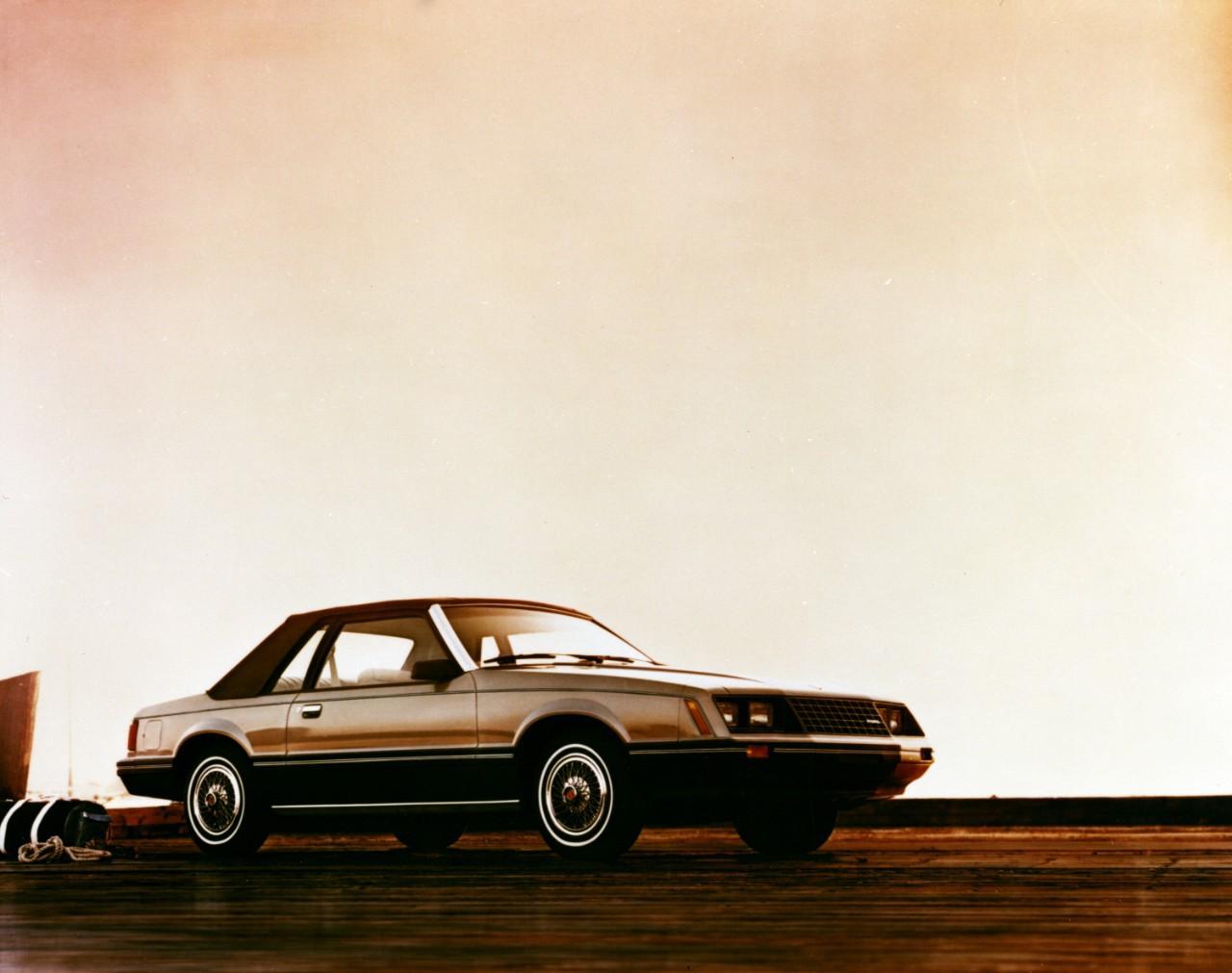 Ford Mustang Ghia