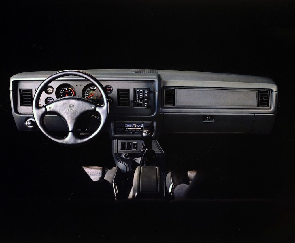 The Ford Mustang Svo A Turbocharged Ponycar Pioneer 1989 Thunderbird Super Coupe Fuse Box