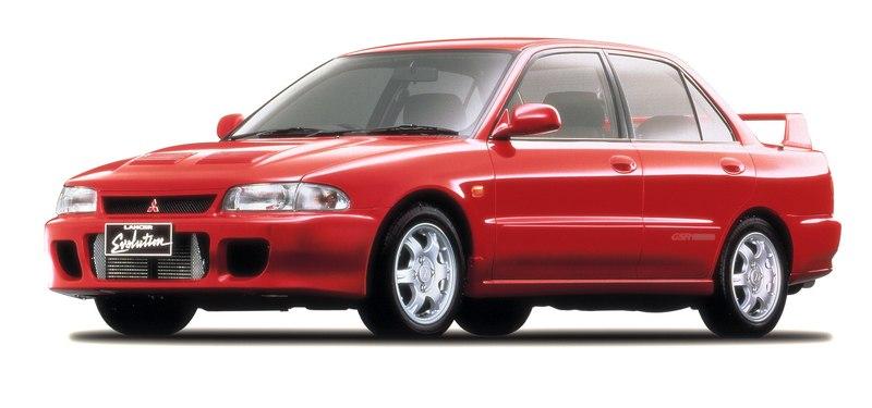 1992 Mitsubishi Lancer Evolution I