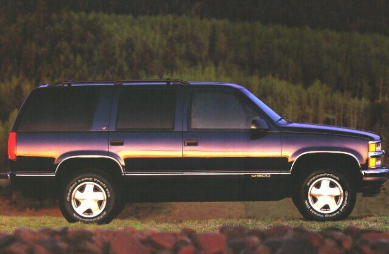 1997 Chevy Tahoe