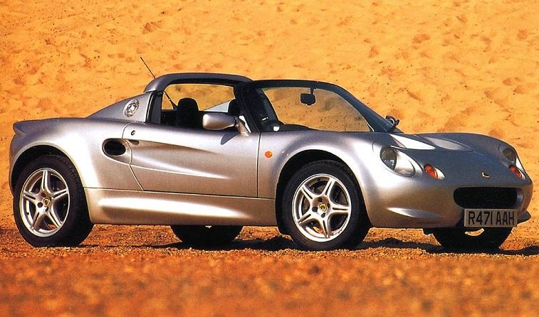 1998 Lotus Elise