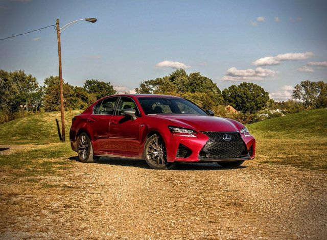 The Lexus GS F Is Without Question One Of The Best Sport Sedans Money Can  Buy Today, And Offers A Very Engaging Drive Experience | Micah Wright/Autos  Cheat ...