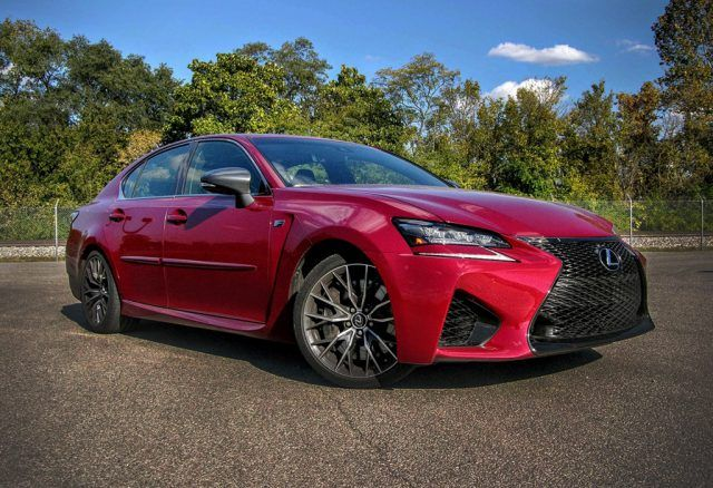 The Lexus Gs F Is A Prime Example Of What Clically Trained High Horse Sport Sedan Should Look Like Micah Wright Autos Cheat Sheet