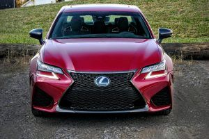Lexus GS F Review: Breaking Free From Sport Sedan Conventions