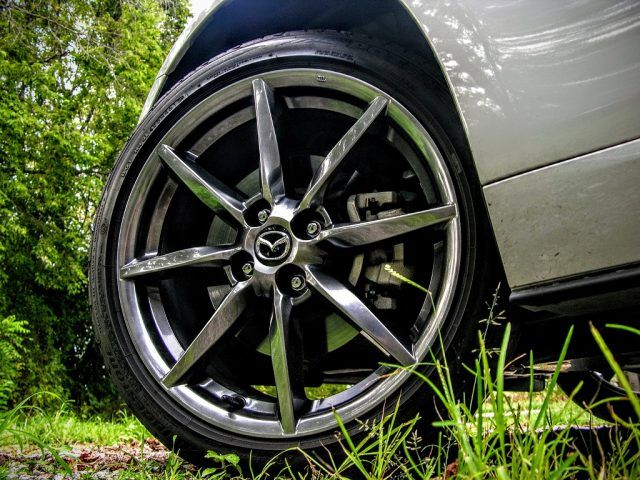 17-inch alloy wheels | Micah Wright/Autos Cheat Sheet