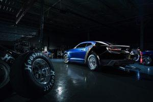 Limited Edition 2017 COPO Camaro Ready to Slay Dragstrips