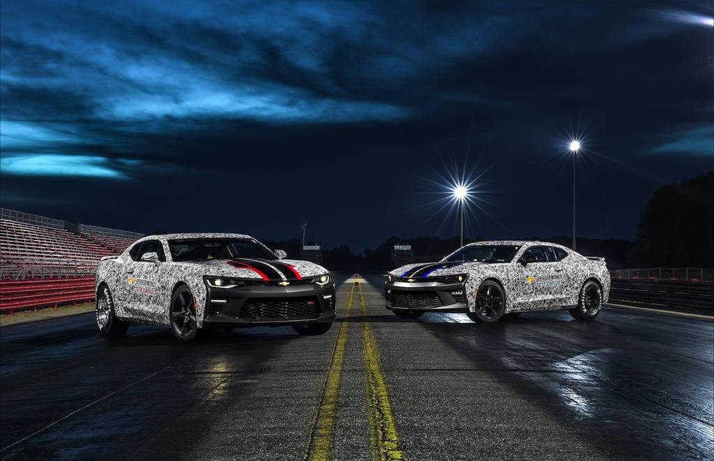 2017 Camaro SS drag car | Chevrolet