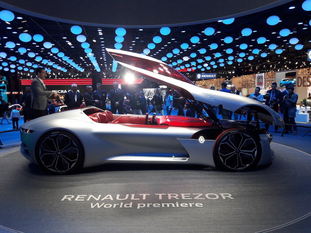 2016 Paris Motor Show: 7 Best Cars And Concepts From France