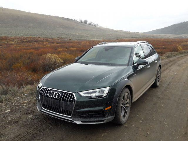 The 2017 Audi A4 Allroad