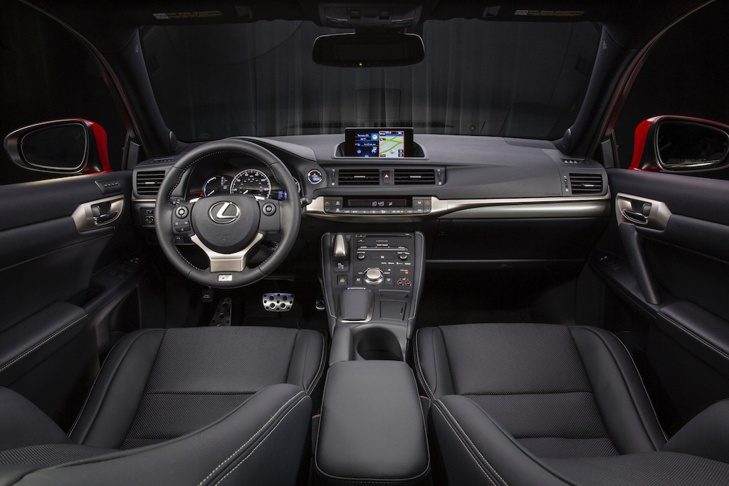 2016 Lexus CT200h   Lexus