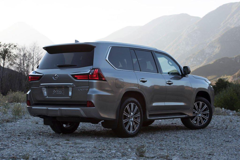 Toyota Land Cruiser vs. Lexus LX: Buy This, Not That