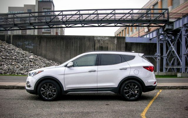 2017 Hyundai Santa Fe Sport Micah Wright Autos Cheat Sheet