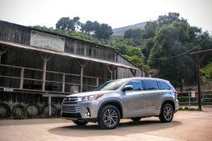 Quick Drive: 2017 Toyota Highlander Gets More Than Just a Nose Job