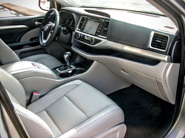 2017 Toyota Highlander Interior | 2017 - 2018 Best Cars ...