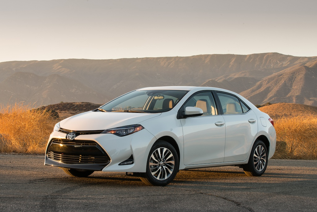 2017 Toyota Corolla | Toyota