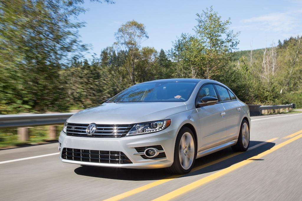 2016 Volkswagen CC | Volkswagen