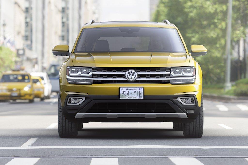 2018 Volkswagen Atlas   Volkswagen