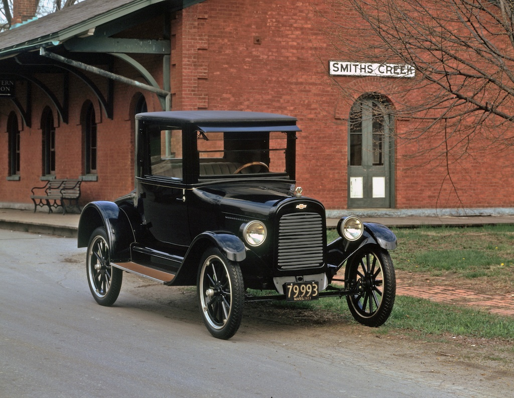 1923 Chevrolet Series-C Copper Cooled | Chevrolet