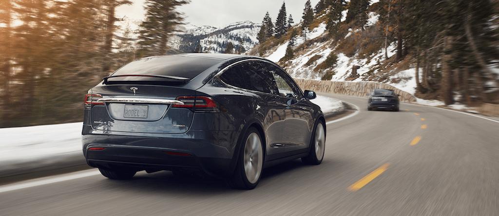 2016 Tesla Model X | Tesla