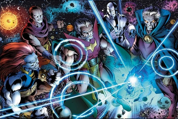 The Elders of the Universe   Marvel