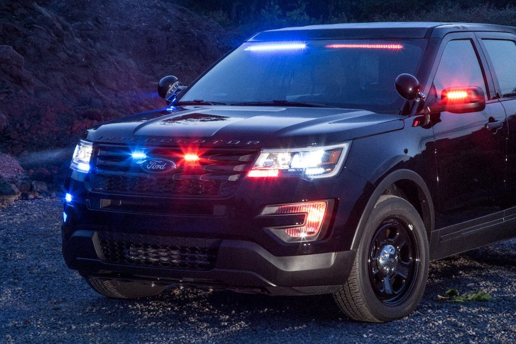 2017 Ford Police Interceptor