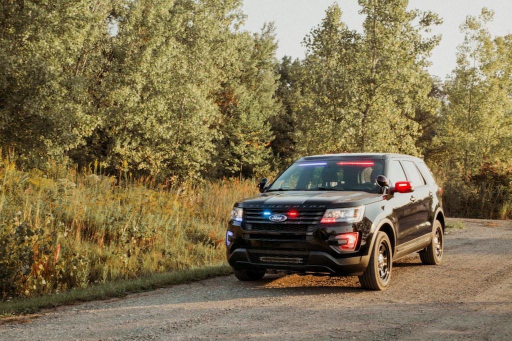 2017 Ford Police Interceptor