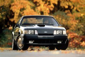 The Ford Mustang SVO: A Turbocharged Ponycar Pioneer
