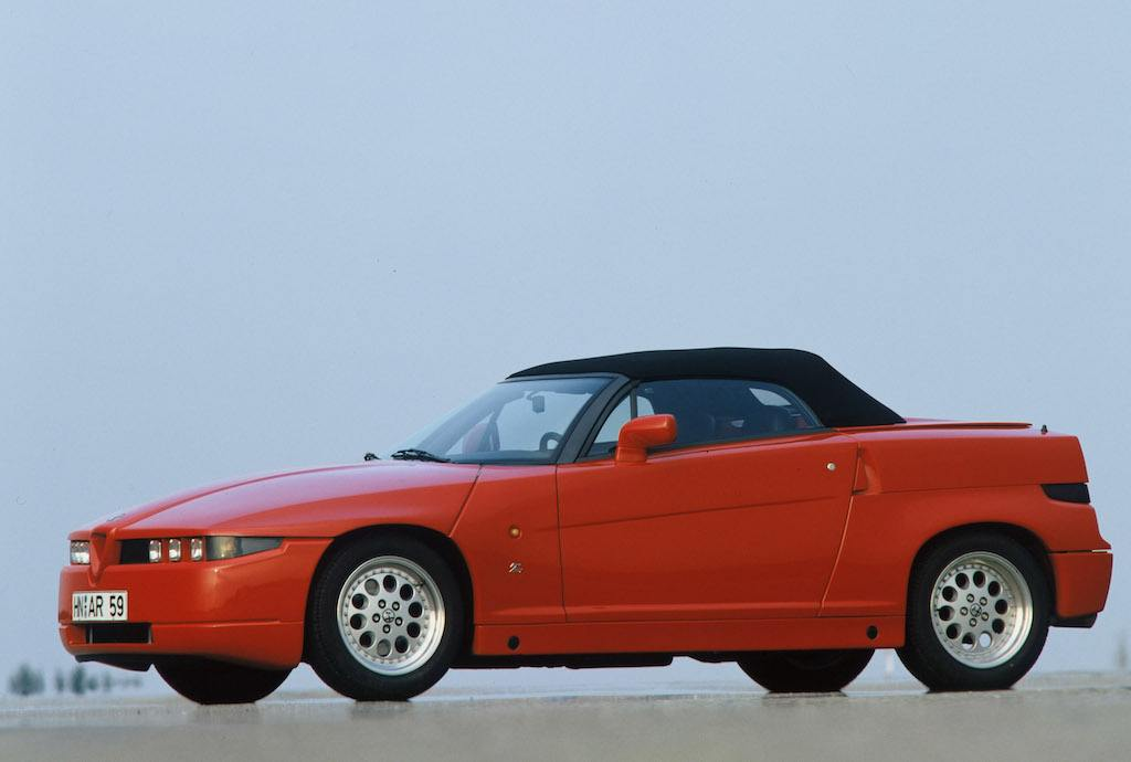 1992 Alfa Romeo RZ
