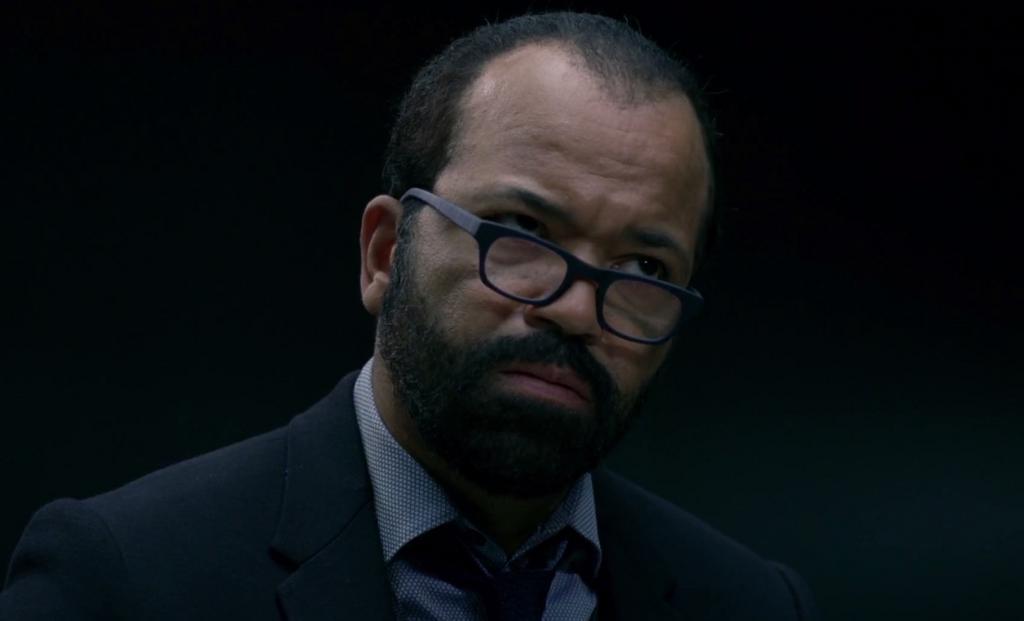 Jeffrey Wright as Bernard on Westworld
