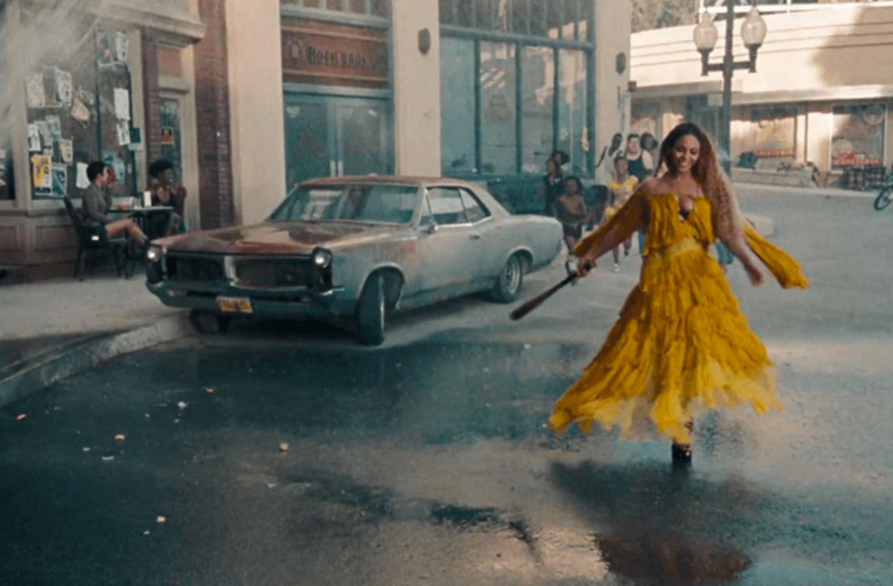 Beyoncé in Lemonade
