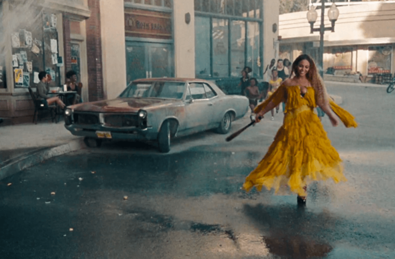 Beyoncé in Lemonade