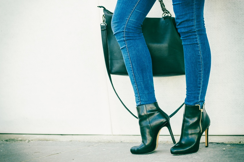 9 Leather Boots That Will Make Your Legs Look Amazing