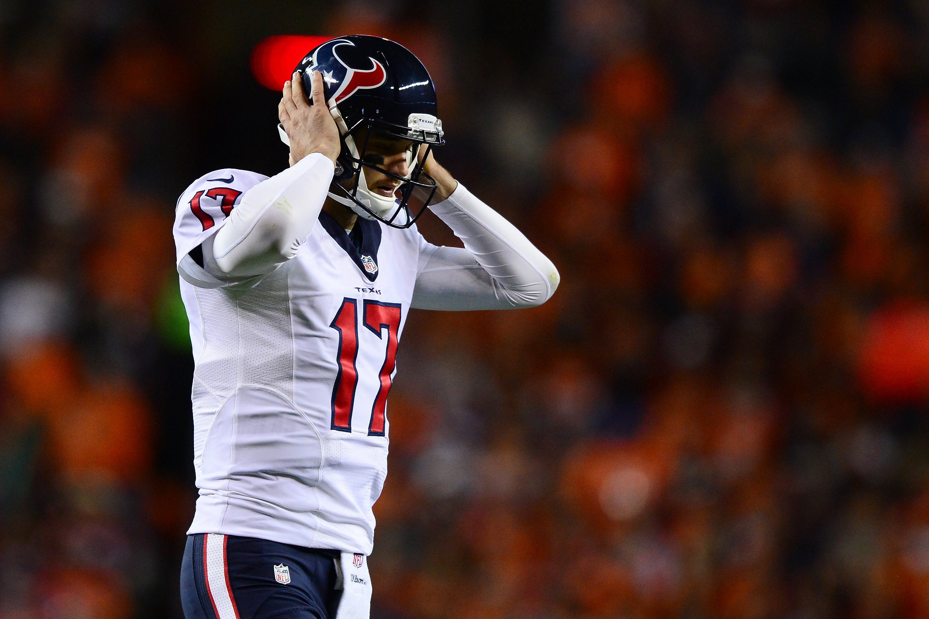 Osweiler surrounded by hope