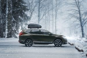 4 Things You Need to Know About the New Honda CR-V