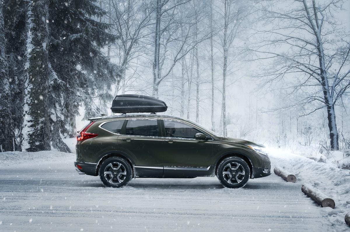 America's best-selling SUV | Honda