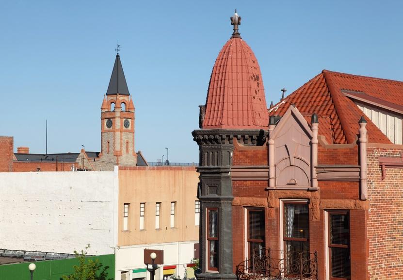 Downtown Cheyenne, WyomingMore Cheyenne