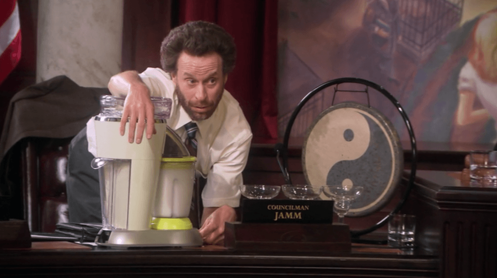 Parks and Recreation, Jeremy Jamm