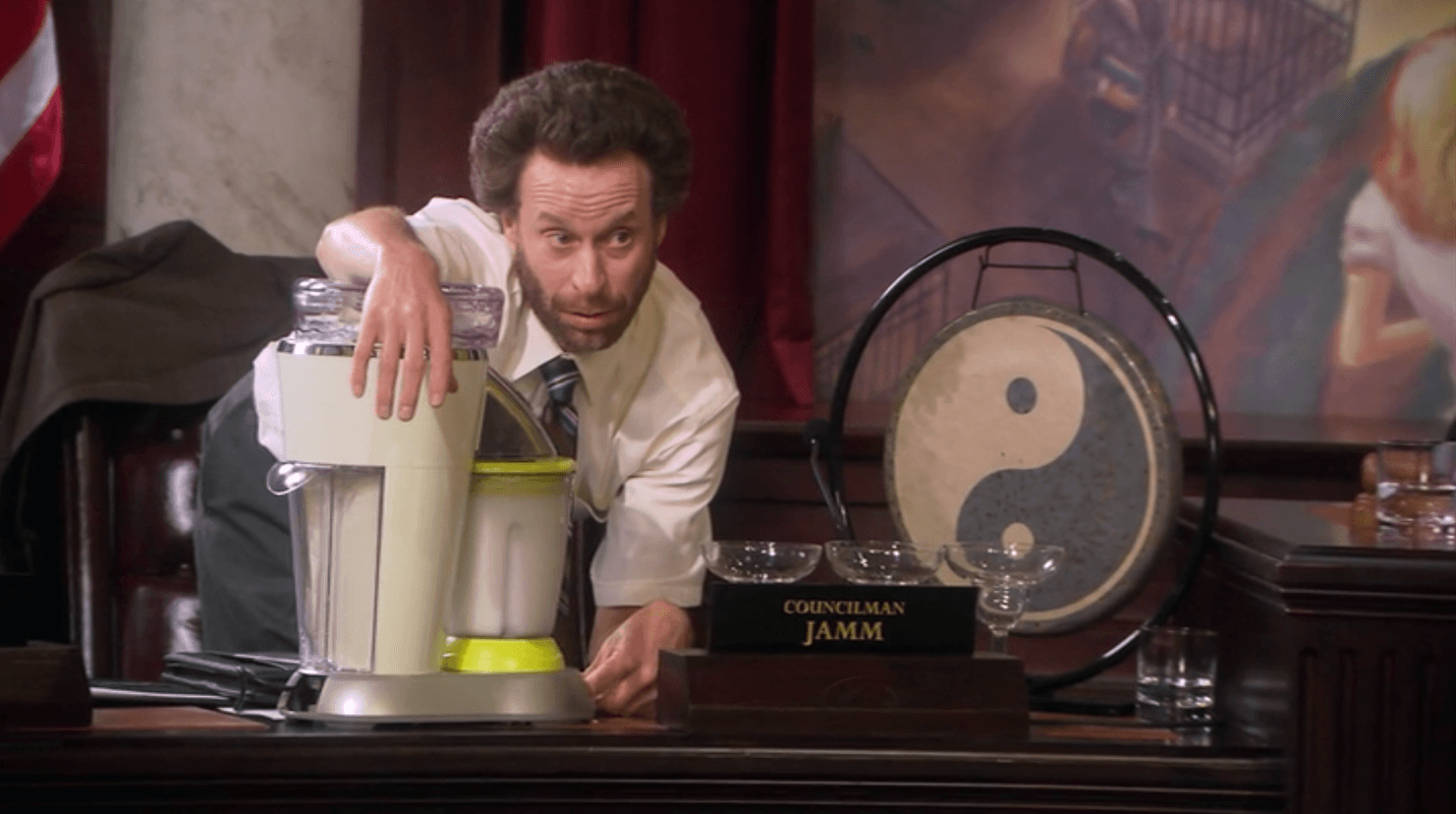 richest Parks and Recreation supporting actors, Jeremy Jamm