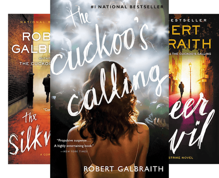 Cormoran Strike Series | Amazon