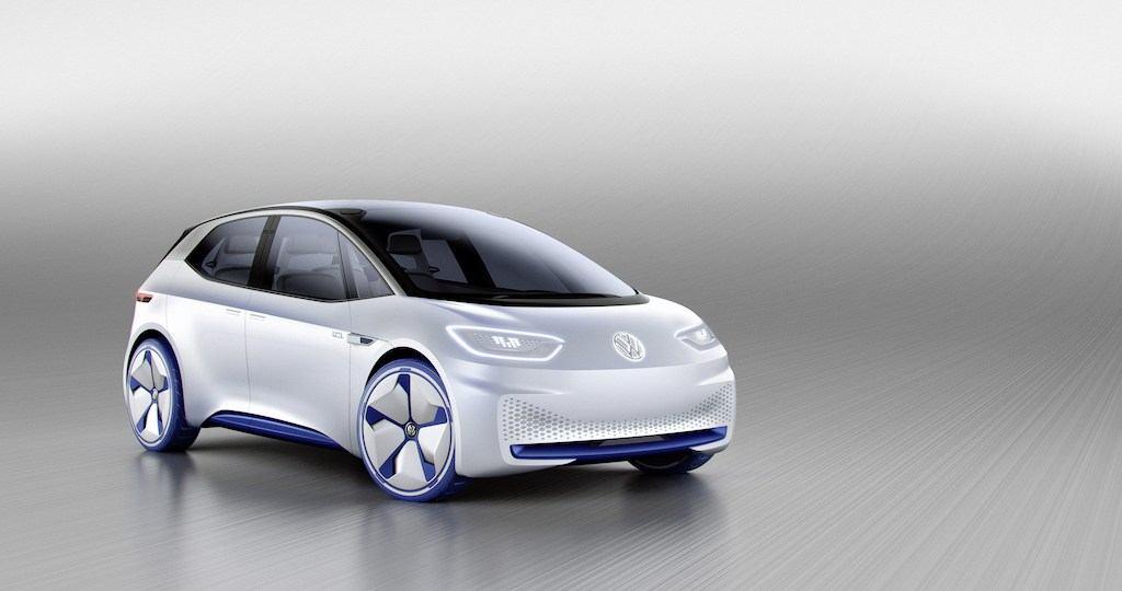 2016 Volkswagen I.D. concept   Volkswagen