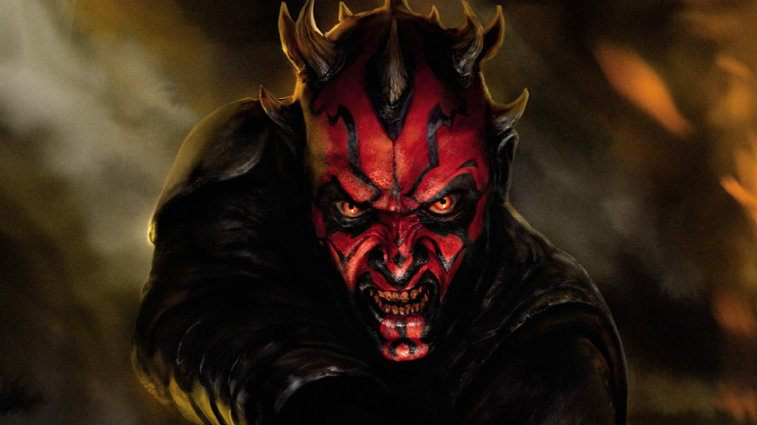 Darth Maul: Son of Dathomir