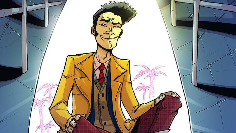 Dirk Gently Holistic Detective Agency