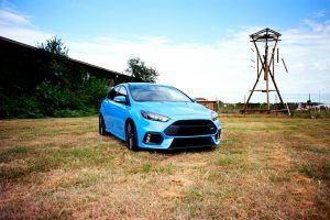 2017 Ford Focus RS: The Everyman's Five-Door Ford GT