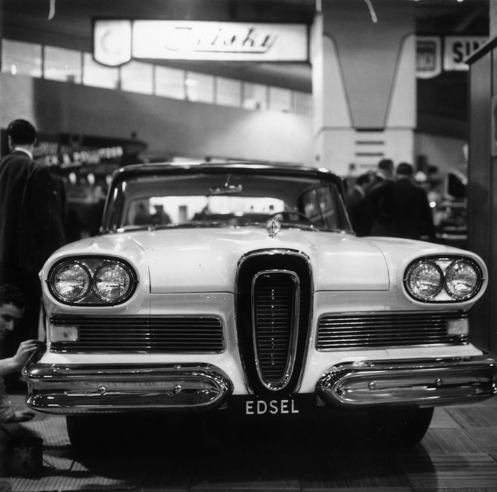 1958 Edsel | M. McKeown/Express/Getty Images